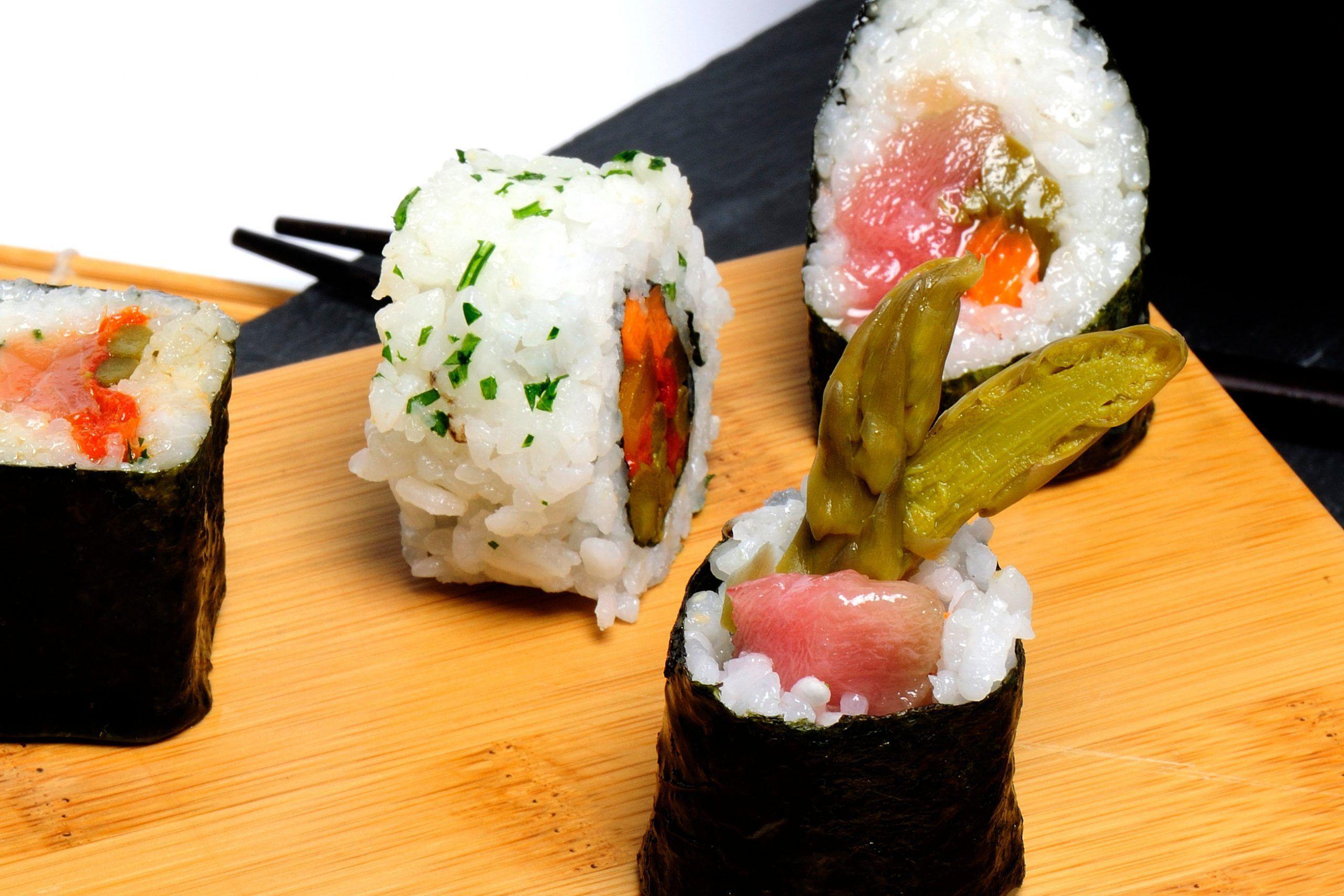 Maki Sushi de Trigueros