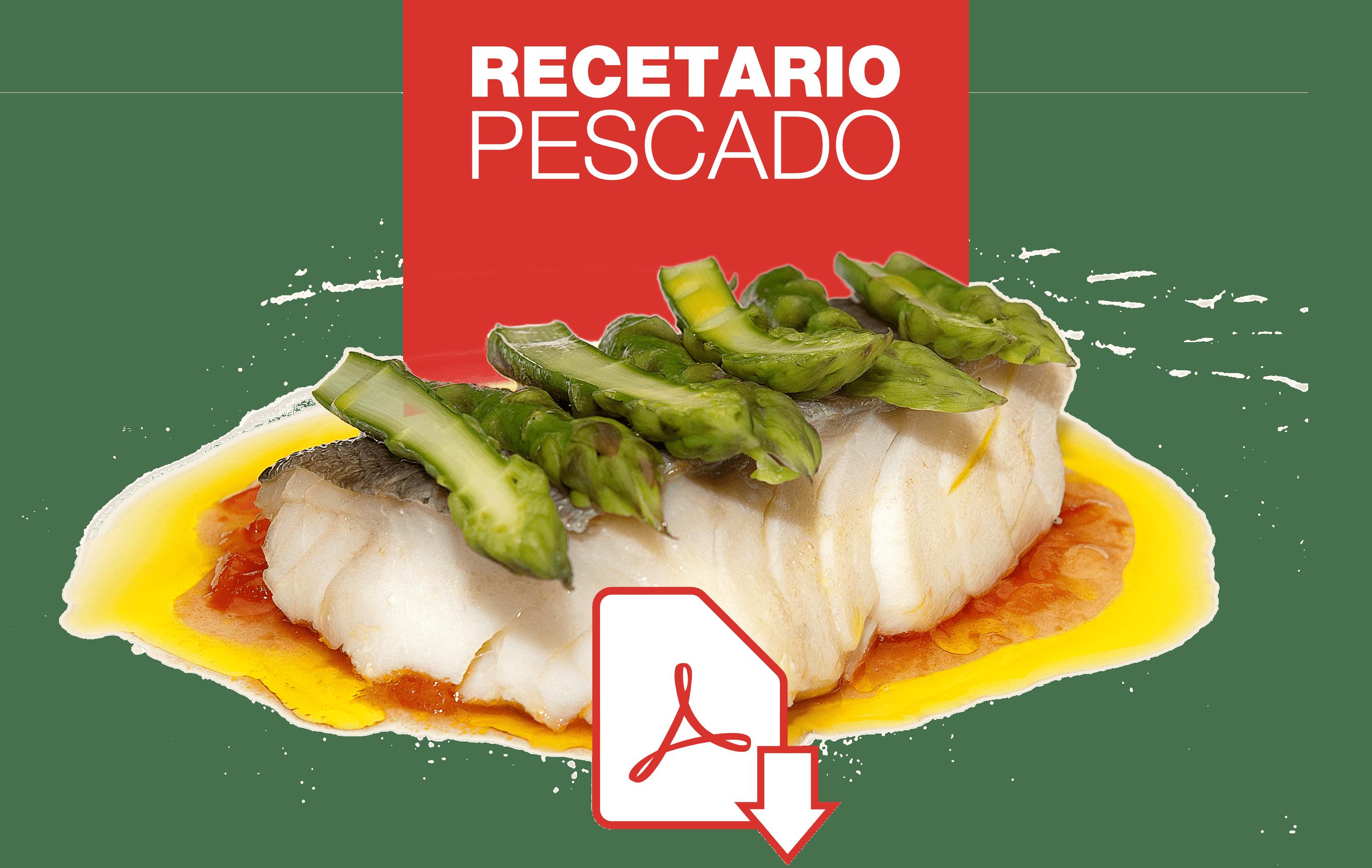 Recetario pescado
