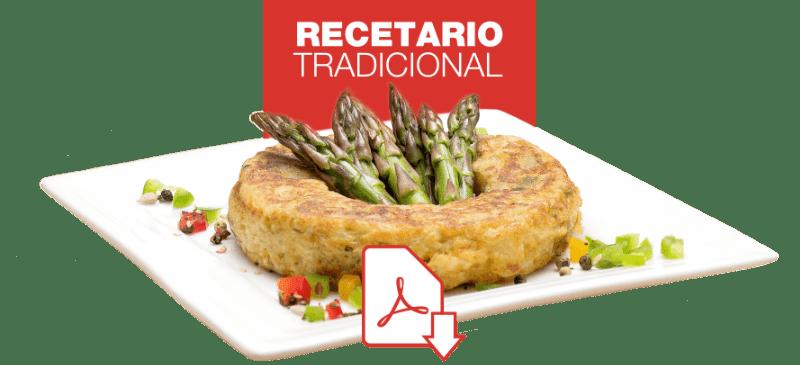 recetario tradicional